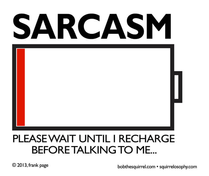 sarcasm infographic